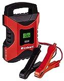 Einhell Batterieladegerät CC-BC 10 M bis 200 Ah (6V/12V, mikroprozessorgesteuertes...