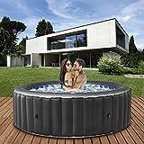 Miweba MSpa aufblasbarer Whirlpool 2021 Comfort Bergen...