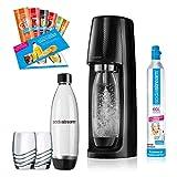 SodaStream Easy Wassersprudler-Set Promopack mit...