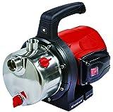 Einhell GC-GP 1250 N Gartenpumpe, 1200 W, max. 5.000 Liter pro Stunde, selbstansaugende und...