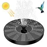 AISITIN Solar Springbrunnen, Update Solar Teichpumpe...