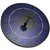 AISITIN Solar Springbrunnen mit 3.5W Solar Panel ,...