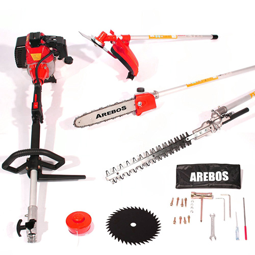 Arebos 4 in 1 Multitool Hochentaster