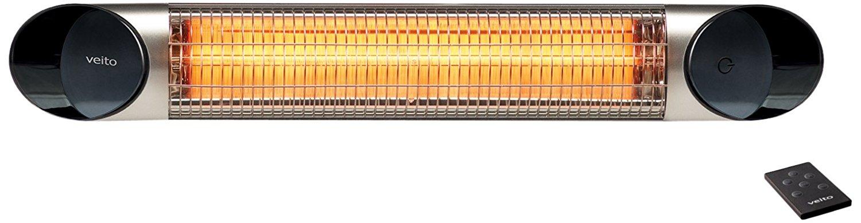 Terrassenstrahler Terrassenheizstrahler Test gas & infrarot