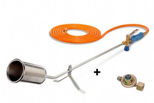 Unkrautbrenner Test - Abflammgerät für Unkraut
