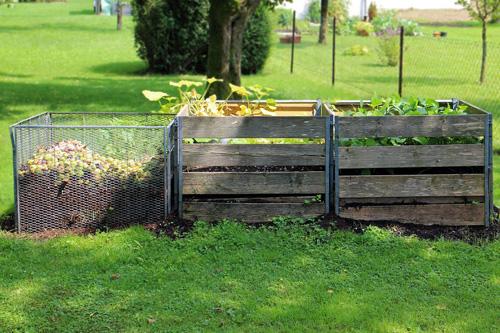Kompost anlegen - richtig kompostieren