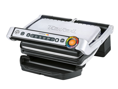 Kontaktgrill Tischgrill Test (Tefal Optigrill)