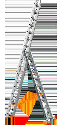 Aluleiter Teleskopleiter