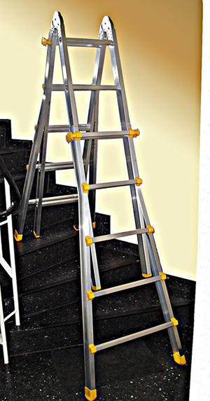 Treppenleiter Treppenhausleiter kaufen