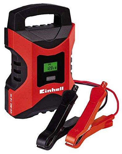 Einhell Autobatterie Ladegerät CC-BC 10 M bis 200 Ah KFZ Batterieladegerät