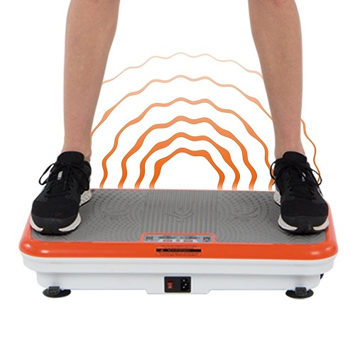 Mediashop Vibrationsplatte Vibrationstrainer Vibro Shaper