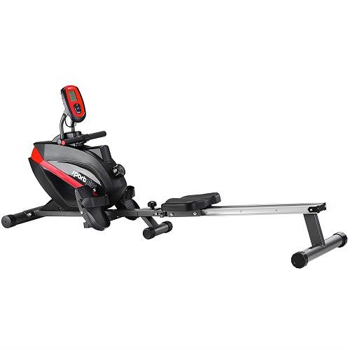 SportPlus Rudergerät Klappbar Rudermaschine